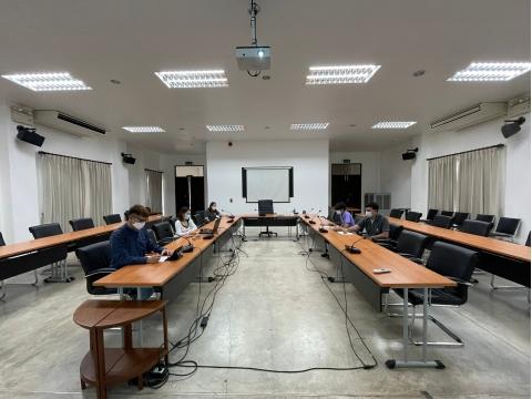 การประชุมคณะกรรมการดำเนินงานด้านสิ่งแวดล้อมตามเกณฑ์สำนักงานสีเขียว (Green Office)  สำนักส่งเสริมศิลปวัฒนธรรม ในหมวดที่ 2 ครั้งที่ 1/2564