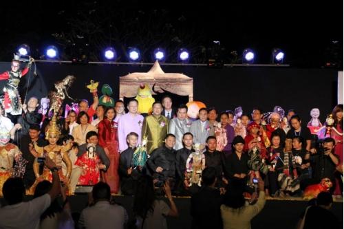 International Puppet Festival 2014 @ Chiang Mai THAILAND