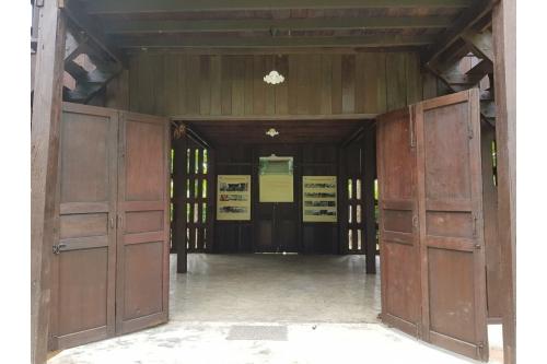 "Maenai Khamthieng's ""Fah Lai"" House"