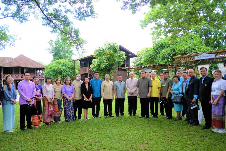 ต้อนรับคณะกรรมาธิการการท่องเที่ยว วุฒิสภา ศึกษาดูงานการท่องเที่ยวเชิงอาหาร (Gastronomy Tourism)