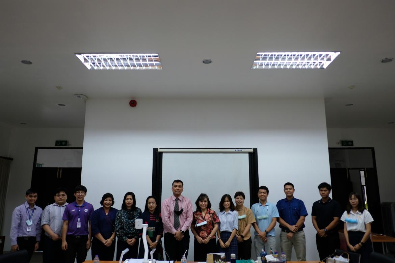 ประชุมเพื่อวางแผนการเรียนการสอนด้านศิลปวัฒนธรรมล้านนา บูรณาการร่วมกับโรงเรียนสาธิต มหาวิทยาลัยเชียงใหม่