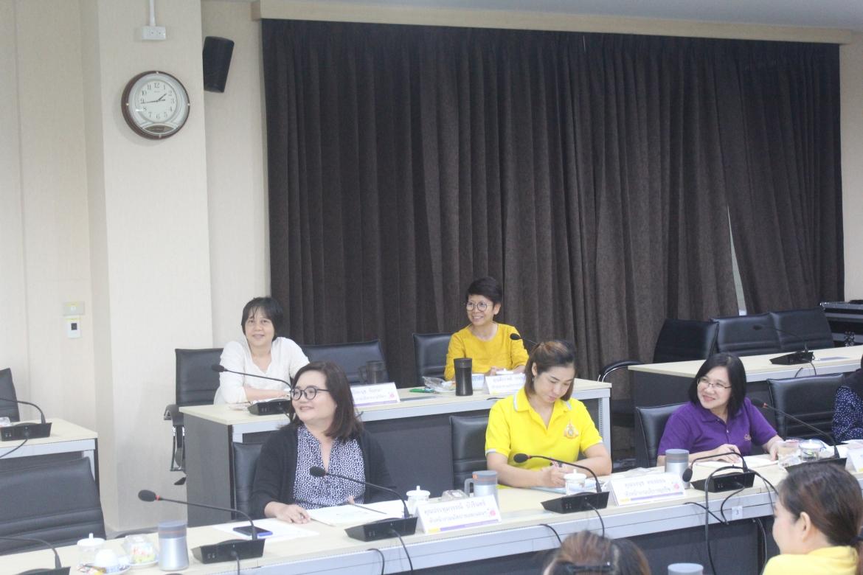 เข้าร่วมกิจกรรมศึกษาดูงานด้านการประกันคุณภาพตามเกณฑ์แนวทาง CMU EdPEx