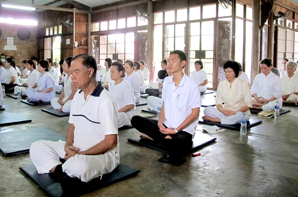 โครงการพัฒนาคุณธรรมและจริยธรรม การฝึกอบรมพัฒนาสติและปัญญา ปีที่ 23 ประจำปี พ.ศ.2560