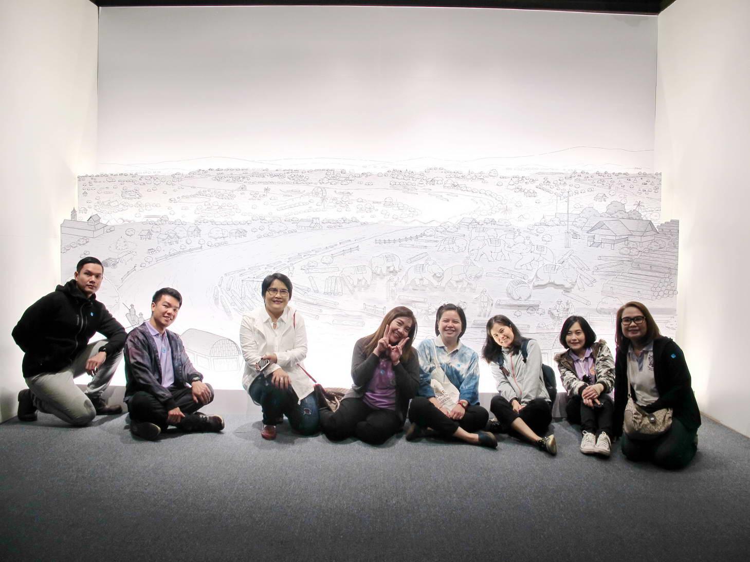 กิจกรรม Happy Soul ภายใต้โครงการ HAPPY CPAC  องค์กรแห่งความสุข ประจำปีงบประมาณ พ.ศ.2561