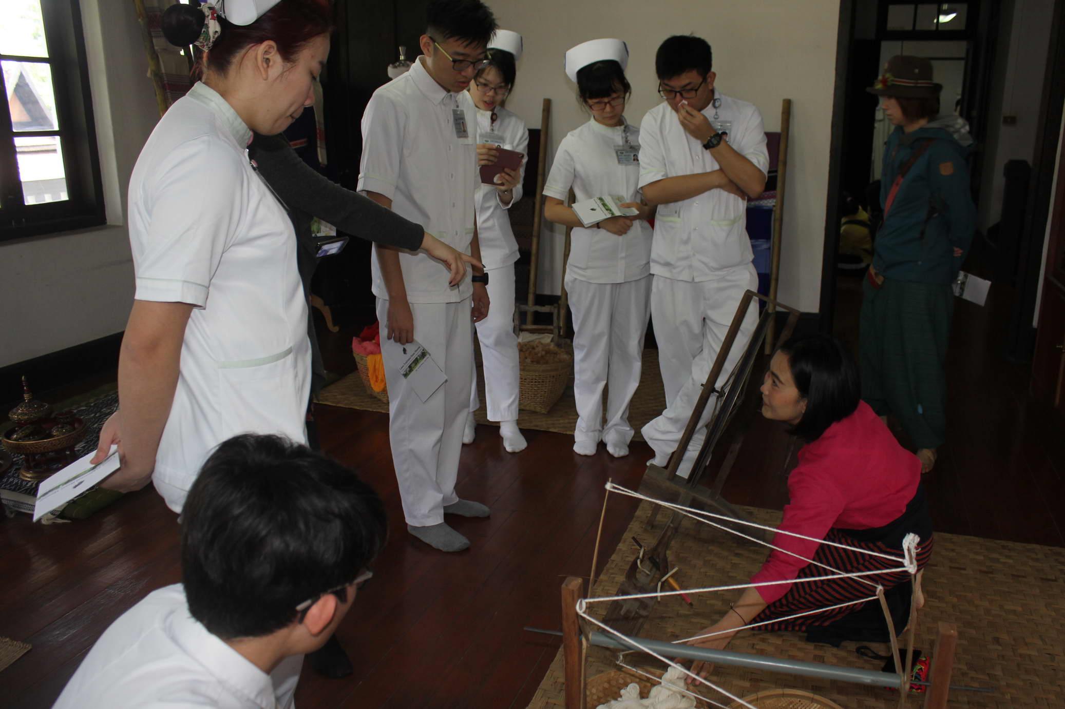 ต้อนรับนักศึกษาแลกเปลี่ยนจากTzu Chi University of Science and Technology ประเทศไต้หวัน