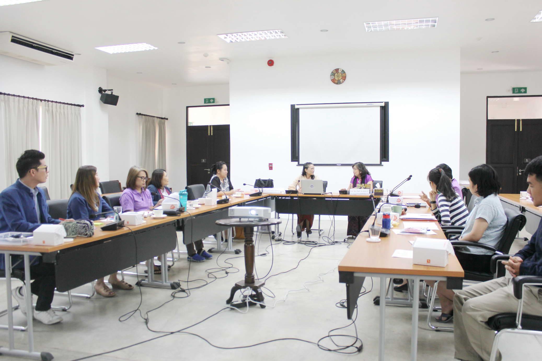 การบรรยายเกี่ยวกับการประกันคุณภาพการศึกษาตามเกณฑ์ CMU-EdPEx:System Approaches