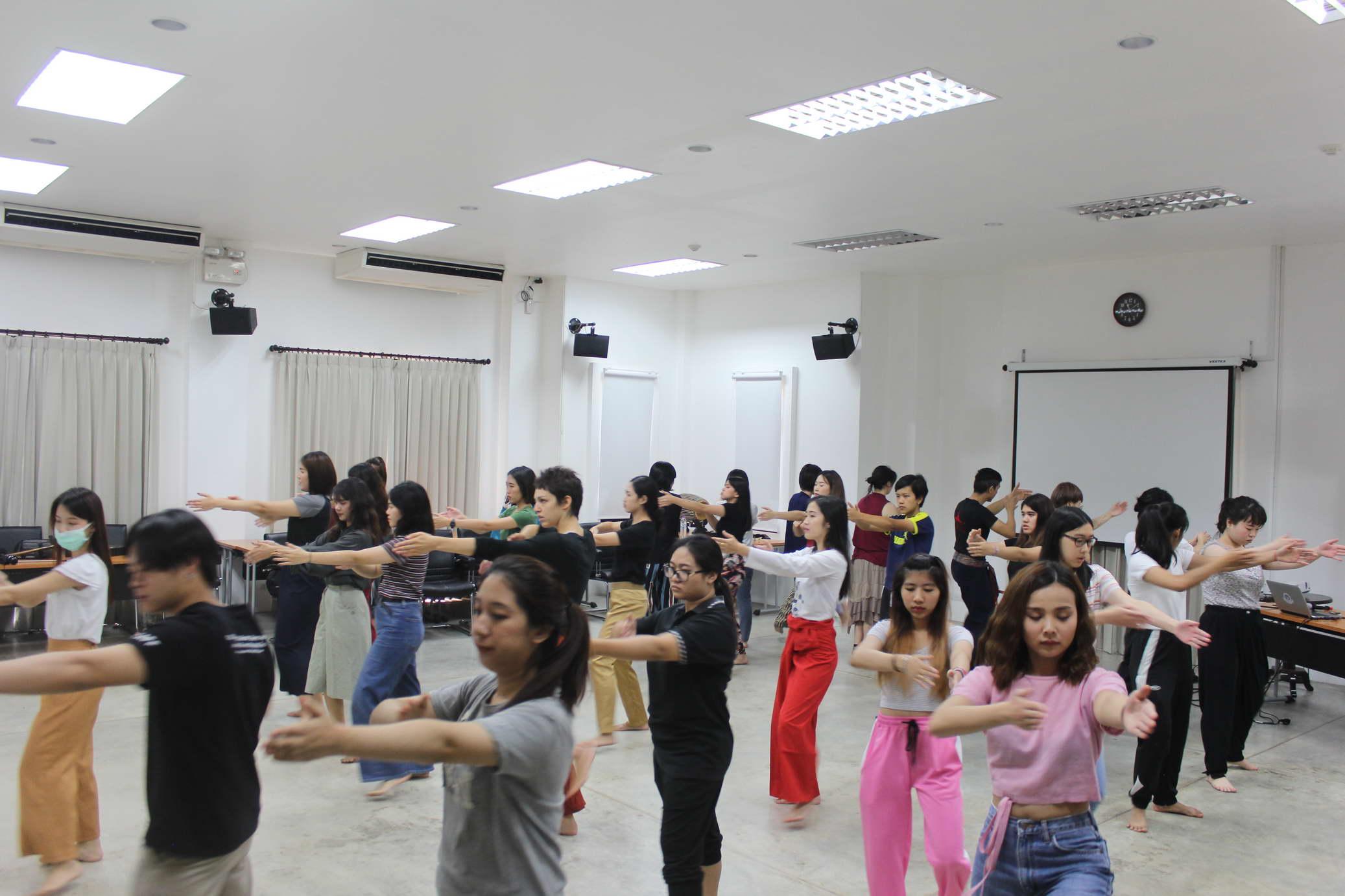 การฝึกปฏิบัติ Lanna Martial Arts