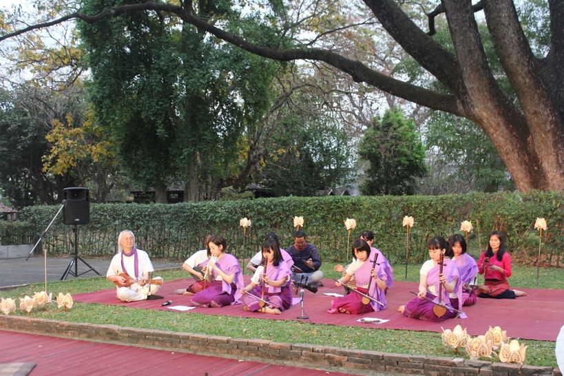 พิธีมอบใบประกาศนียบัตรแก่นักศึกษาและคณาจารย์จากมหาวิทยาลัยเกียวโตเซกะ ประเทศญี่ปุ่น
