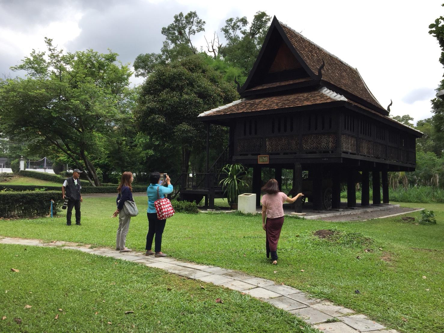 ต้อนรับสื่อมวลชนจากการท่องเที่ยวแห่งประเทศไทย