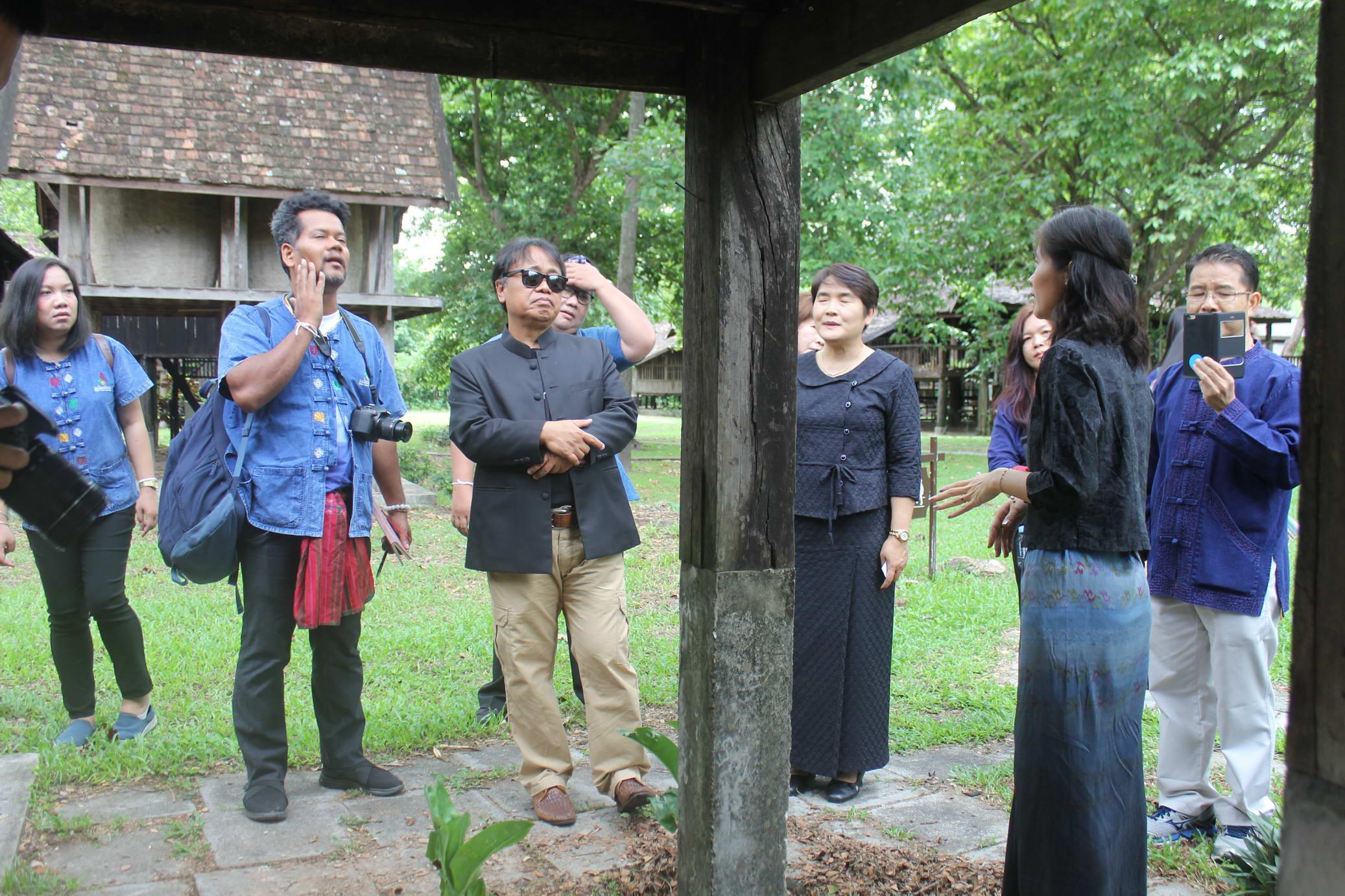 สำนักส่งเสริมศิลปวัฒนธรรม มช. จับมือ ศูนย์วัฒนธรรม มข.  ลงนาม MOU ดำเนินงานด้านการบริหารจัดการและการทำนุบำรุงศิลปวัฒนธรรม