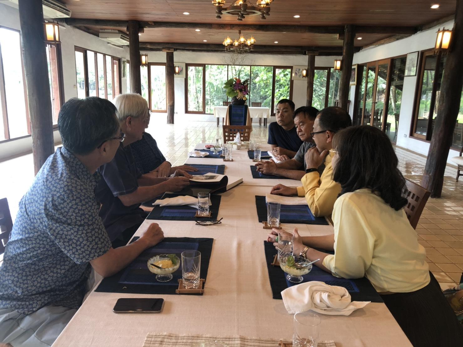 การประชุมคณะกรรมการอำนวยการประจำสำนักส่งเสริมศิลปวัฒนธรรม ครั้งที่ 3/2562