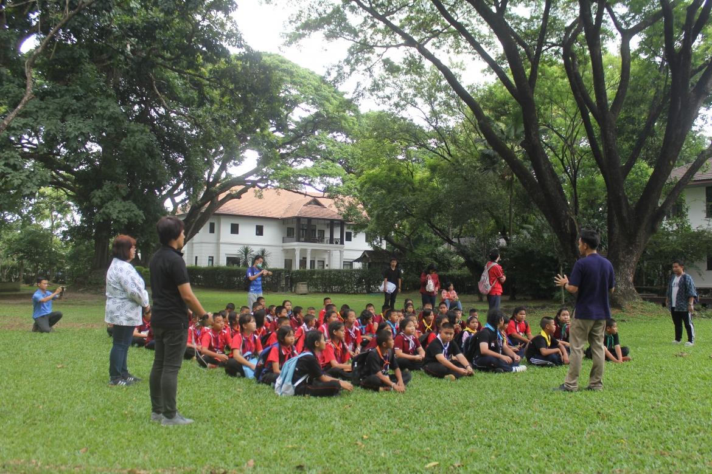 ต้อนรับนักเรียนในสังกัดเทศบาลตำบลแม่วาง