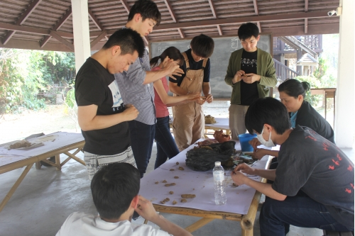 กิจกรรมบูรณาการความร่วมมือกับศูนย์บริการวิชาการมนุษยศาสตร์ คณะมนุษยศาสตร์ มช. ภายใต้โครงการอบรมภาษาอังกฤษและทัศนศึกษา สำหรับนักศึกษาจาก Momoyama Kakuin University ประเทศญี่ปุ่น