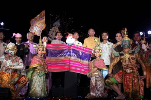 ละครหุ่นตระการตาอาเซียน : ASEAN Enchanting Puppets 2013