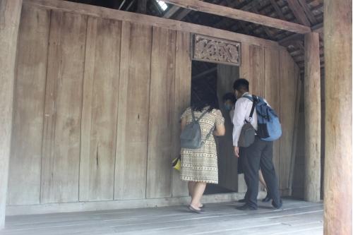 คณาจารย์และนักศึกษาคณะศึกษาศาสตร์ มหาวิทยาลัยฟาร์อีสเทอร์น เข้าทัศนศึกษา ณ พิพิธภัณฑ์เรือนโบราณล้านนา มช.