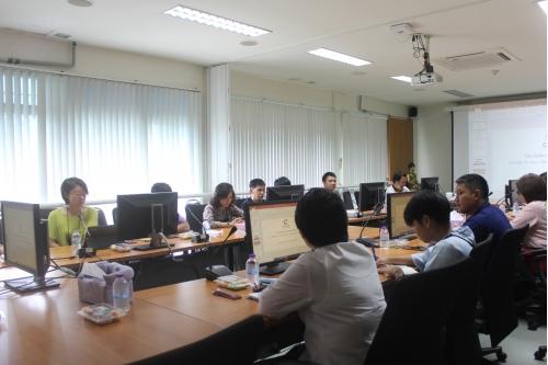 กิจกรรมการศึกษาดูงานการประกันคุณภาพเพื่อการดำเนินการที่เป็นเลิศ ตามแนวทาง CMU-EdPEx