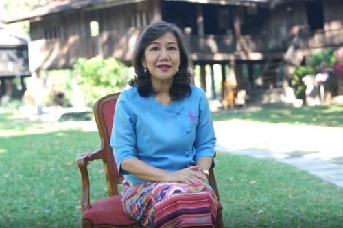 ผู้อำนวยการสำนักส่งเสริมศิลปวัฒนธรรมให้การสัมภาษณ์ในประเด็น SDGs in Focus แก่สถาบันภาษามหาวิทยาลัยเชียงใหม่ (English Version)