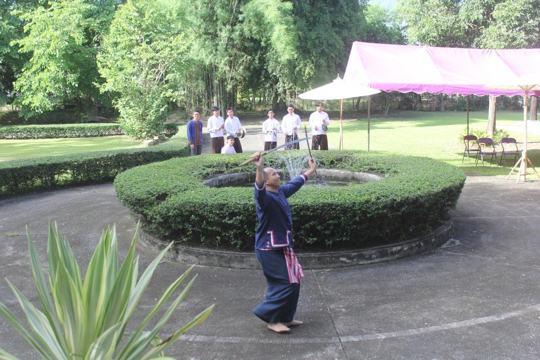 งานเกษียณอายุราชการและแสดงมุทิตาจิต แด่ อาจารย์สนั่น ธรรมธิ
