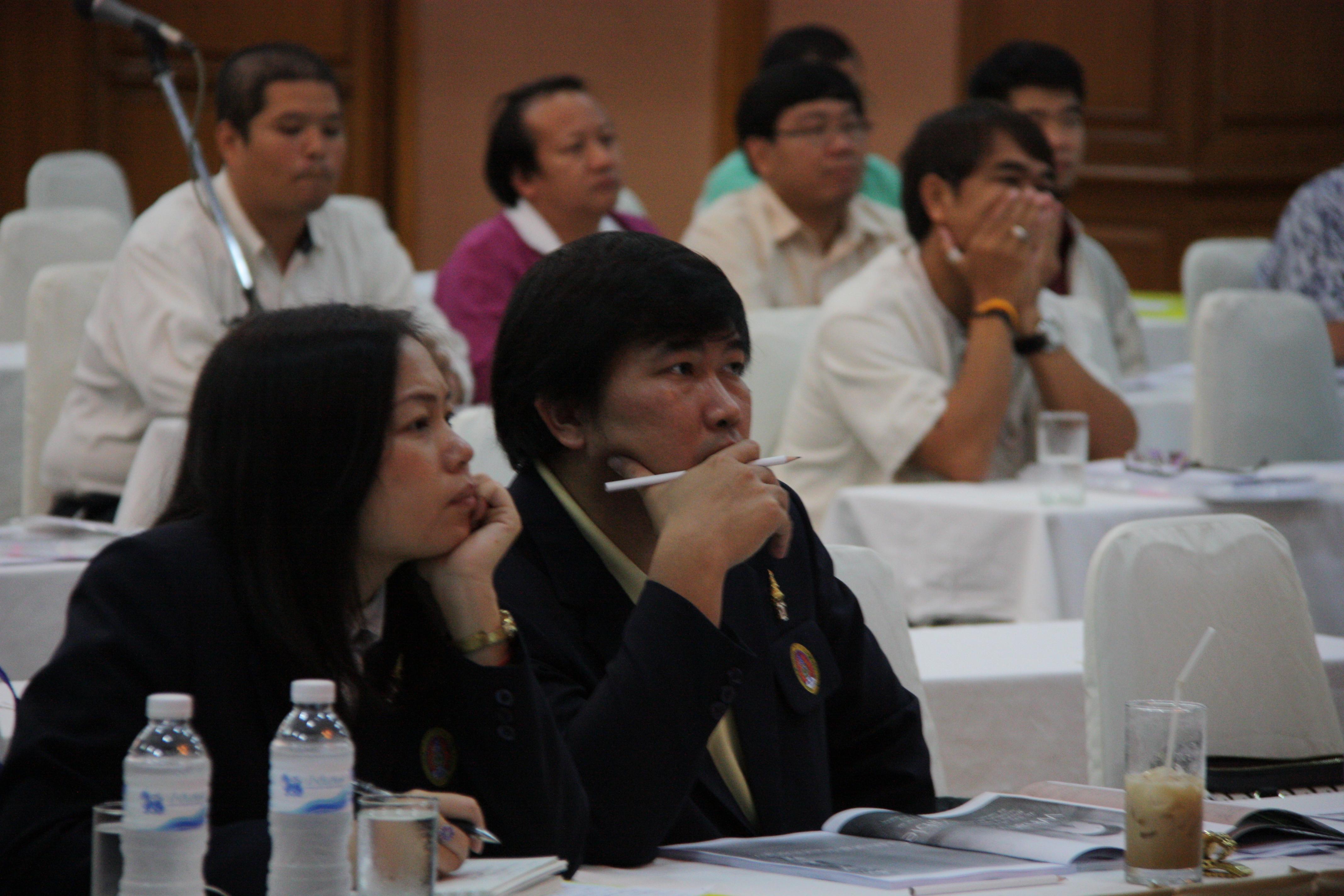 พิธีเปิดการประชุมวิชาการด้านล้านนาคดีศึกษา ของกลุ่มเครือข่ายศิลปวัฒนธรรม มหาวิทยาลัยในภาคเหนือ